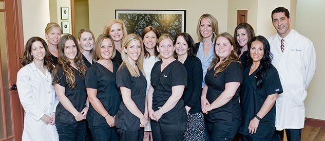 The Ridgefield Perfect Smile Center team